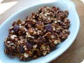 No Sugar Homemade Granola